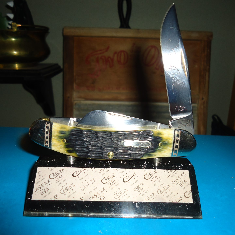 Tony Bose Case Knives