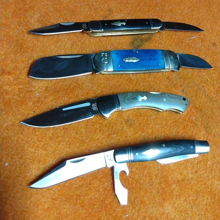 Rough Ryder Reserve Knives Second Batch